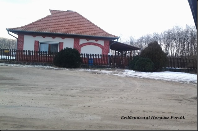 Zsuzsi-vasút egykori nyírmártonfalvi állomása mostanság.