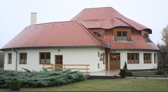 Erdőspusztai Bemutatóház.